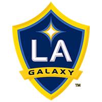 LA Galaxy Soccer team logo